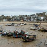 St Ives rush hour