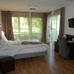 Double room with balcony & en-suite