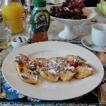  il french toast (slurp!)