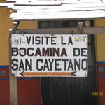 Bocamina SanCayetano