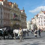 Prague City Apartments Residence Masna resmi