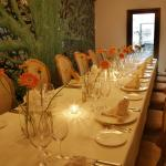 Riviera Restaurant Cef's table, private dining