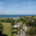 View from the Steam Train near Paignton