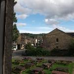 Haworth Old Hall Inn resmi