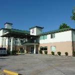 Woodland Inn Houston Bush Intercontinental Airport resmi