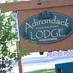 Adirondack Diamond Point Lodge resmi