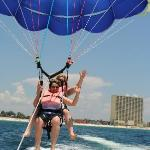  Parasailing With Aquatic Adventures Panama City Beach