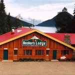 Becker's Lodge Bowron Lake Adventures Resort