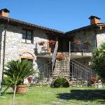 Agriturismo Building containing 4 rooms