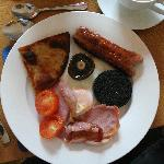 Homemade Scottish Breakfast