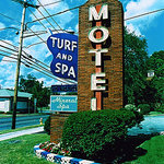 Turf & Spa Motelの写真