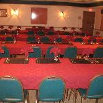Banquet Room Set-up