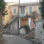 Peroulades village - on way to sunset beach