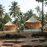 Bilde fra Five Five Restaurant and Guest Tents