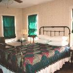 Φωτογραφία: Hood House Bed and Breakfast