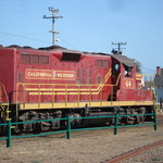 Skunk Train (California Western Railroad)