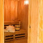  dry sauna