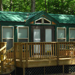 Williamsburg KOA Campgroundの写真