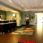 Hampton Inn Anderson North resmi