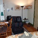 Bilde fra Les Amis - A Vegetarian Bed and Breakfast