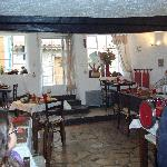 Inside Vieux Four, sorry but unrehearsed