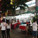 Night Market in KL
