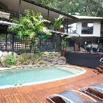 Bilde fra Cairns Reef 'n Rainforest B&B