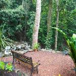 Foto de Cairns Reef 'n Rainforest B&B