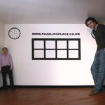 In the Ames Room