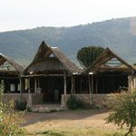 Masai Mara Manyatta Camp