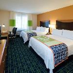 Fairfield Inn & Suites by Marriott Albany resmi