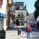St Austell city centre