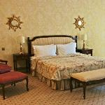 Kronon Park Hotel: large comfy bed