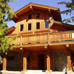Foto de Alpine Lodge Hostel