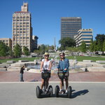 Moving Sidewalk Tours - Segway