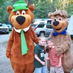Photo de Yogi Bear's Jellystone Park Cherokee
