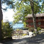 Photo de Canoe Island Lodge