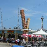 Curley's on the Wildwood Boardwalk--A MUST!