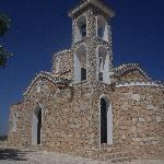 The Profitis Ilias church