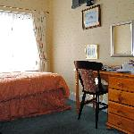 Beach House hotel Seahouses, The room