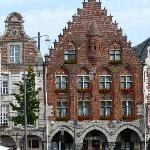  Unique 15th century modern hotel!