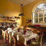 Historic Georgian Kitchen | Combe House Devon
