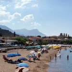 Beach at Stoupa