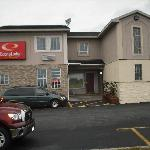 Φωτογραφία: Econo Lodge and Suites North Syracuse