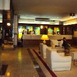 2.- Cloumbia Palace Hotel Bs As: Lobby-recepción