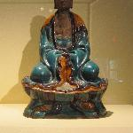  Figure of a Seated Guayin - unknown artist