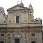 Chiesa del Gesu e dei Santi Ambrogio e Andrea