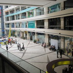 Inside the Ambience mall, Gurgaon