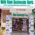 Foto de Green Hanoi Backpackers Hostel