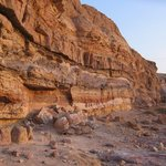 Ramon crater magnificent colors
